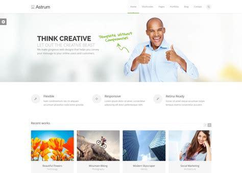 drupal theme jollyness 75 best responsive drupal themes webprecis