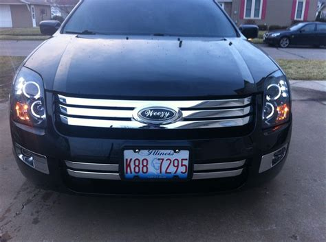 2007 ford fusion light adrian morales 2007 ford fusion specs photos