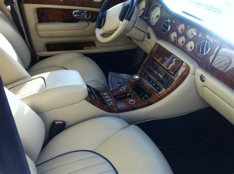 bentley 2000 interior 2000 bentley arnage red label 4 door sedan 176949