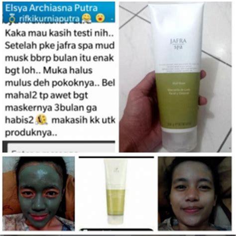 Sabun Jafra jafra mud mask original harga murah masker lumpur terbaik