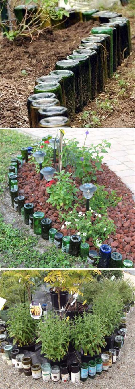 create awesome garden edging  improve  curb appeal homedesigninspired