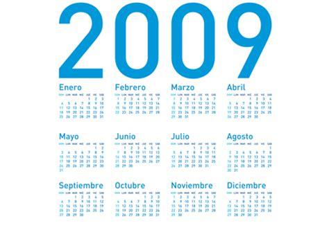 Calendario Enero 2009 C 243 Mo Es El Calendario De Festivos 2009 Negocios