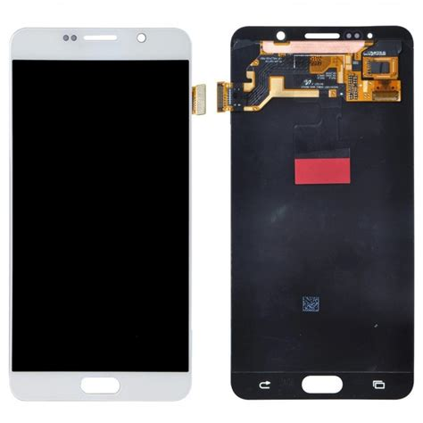 Lcd Galaxy Note 5 white samsung galaxy note 5 lcd digitizer screen assembly