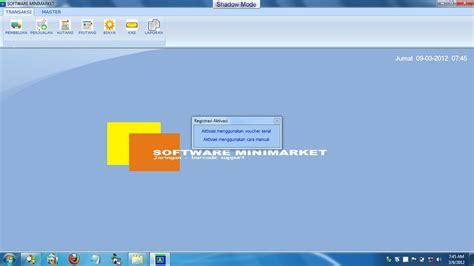 Aplikasi Kasir Software Minimarket Toko Retail software toko minimarket software program dan aplikasi