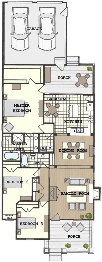 bungalow floor plans historic bsa home plans benton bungalow ii historic