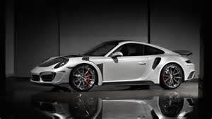 Porsche 911 Gt3 Turbo Topcar Puts The Porsche 911 Turbo Through Gt3 Rs Design