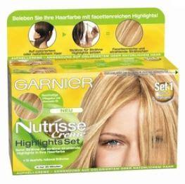 1 Set Makeup Garnier garnier nutrisse creme highlights set reviews photos
