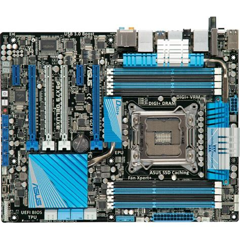 Asus Mainboard Sockel 2011 by Asus P9x79 Deluxe Mainboard Sockel Intel 174 2011 Chipsatz Intel 174 X79 Im Conrad Shop 874112