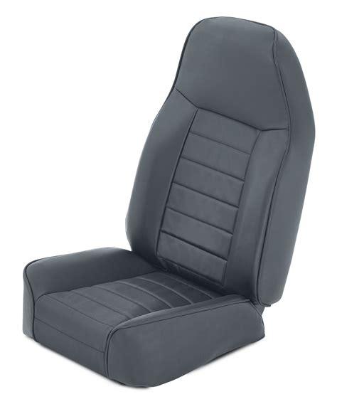 standard jeep interior smittybilt standard bucket seat for 76 06 jeep 174 cj