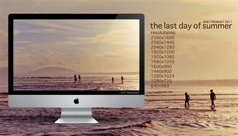 the days of summer the last day of summer wall by andyhutchinson on deviantart