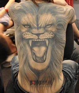 full body lion tattoo full back lion tattoo lion tattoo pinterest lions