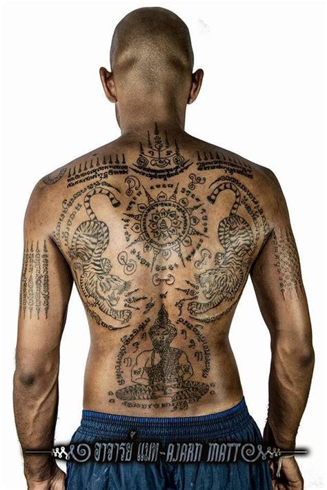 thai tattoo london matthieu duquenois aka ajarn matt artists the