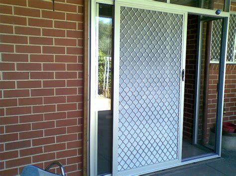 Doors Amusing Security Sliding Doors Sliding Security Sliding Glass Screen Door