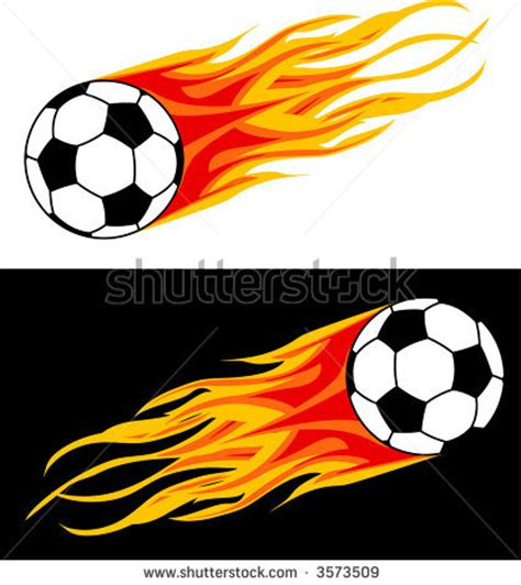 Free Clipart Flaming Soccer by Flaming Soccer Clipart Bbcpersian7 Collections