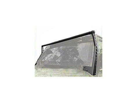 smittybilt led light bar smittybilt wrangler xrc light bar textured black 76910