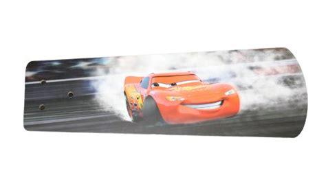 Disney Cars Ceiling Light Disney Pixar Cars Lightning Mcqueen 42 Quot Ceiling Fan With Light New Ebay
