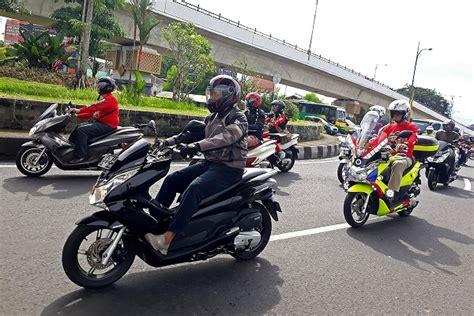 Pcx 2018 Medan by Pcx Rally 2017 Menjelajah 9 Kota Besar Di Indonesia