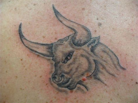 taurus tattoos taurus tattoos designs ideas and meaning tattoos for you