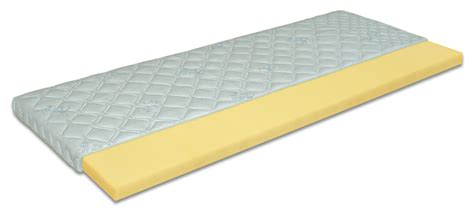 matratze schaum topper 6 cm with anti bacterial cover and memory foam filling