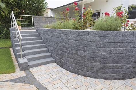 Gartenmauer Naturstein Kosten by Steine Gartenmauer Preise Muschelkalk Mauersteine
