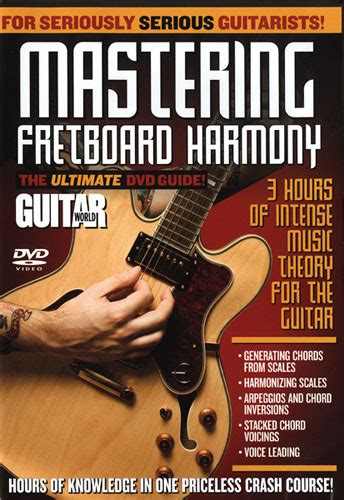 The Ultimate Dvd Guide Learn Shred Guitar By Michael Angelo Batio guitar world mastering fretboard harmony tutorial 1 dvd