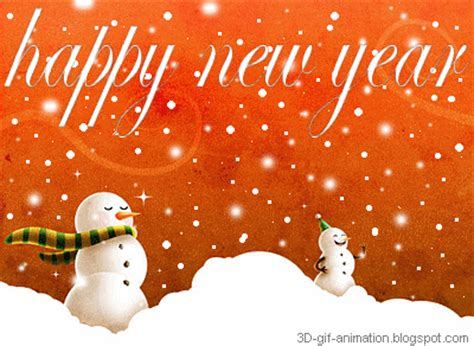 free animated new year greeting cards 3d gif animations free i you images photo