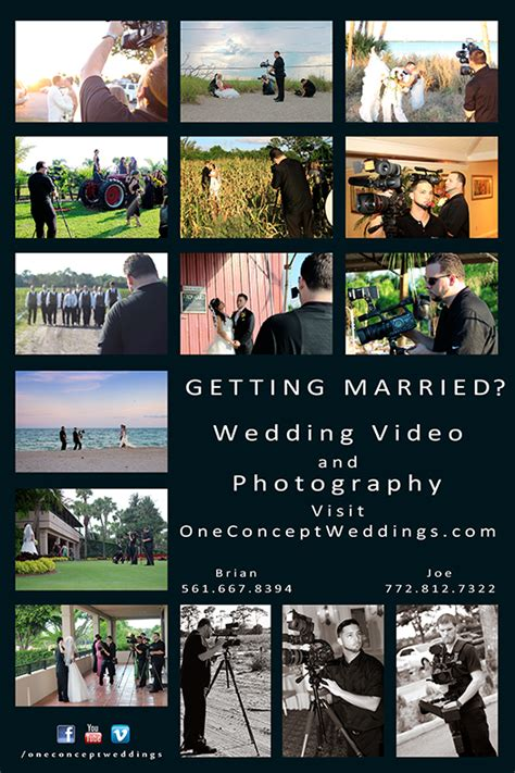Concept One Wedding by Price Guides Wedding Videography And Wedding