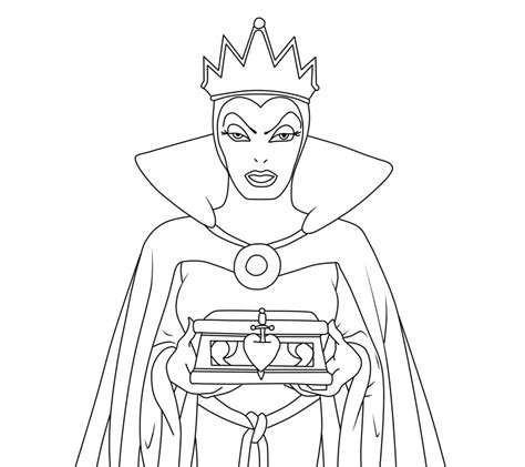 evil queen coloring page the evil queen coloring page by helsa fan club on deviantart