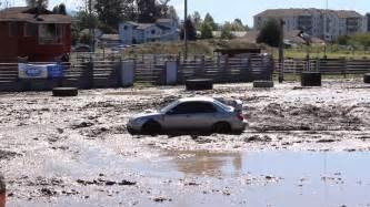 subaru mud subaru impreza wrx sti on mud pit wcss 2013