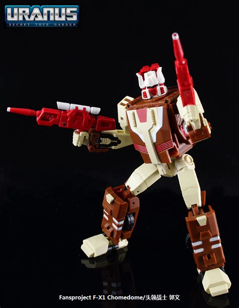 Transformers Function X1 Chromedome fansproject produit tiers jouets tf de la gamme function x aka headmasters g1