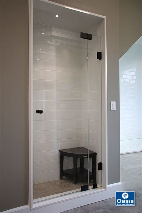 Frameless Glass Shower Spray Panel Oasis Shower Doors Ma Glass Shower Doors Ct
