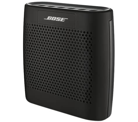 Speaker Wireless Bose bose soundlink colour portable wireless speaker black deals pc world