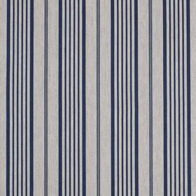 blue white striped curtains jolly stripe blue cabbages and roses fabric collection