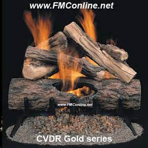 comfort glow gold series vented gas log sets fmconline