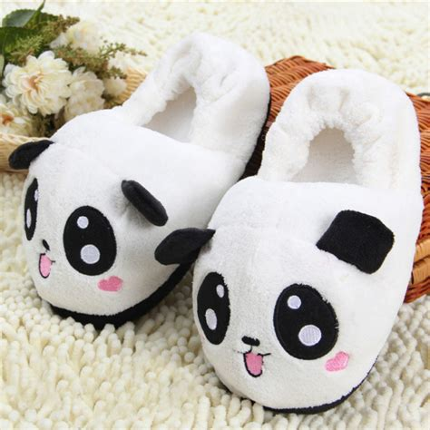big animal slippers popular panda slippers buy cheap panda slippers lots from