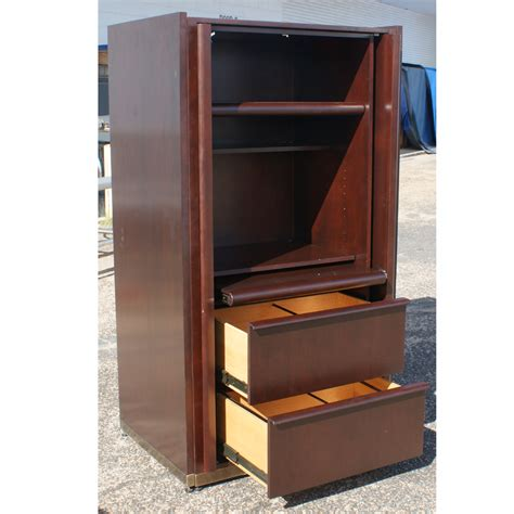 tall cabinet with drawers 68 quot tall vintage mahogany cabinet unit file drawers ebay