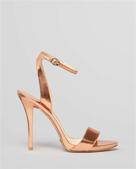 gold sandals high heels gold sandal heels heels me