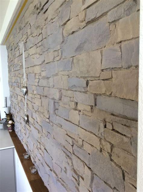 Wand Steinoptik Wohnzimmer by Die Besten 17 Ideen Zu Steinoptik Wand Auf