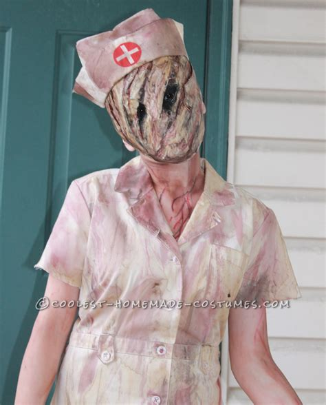 absolutely scariest silent hill costume    year