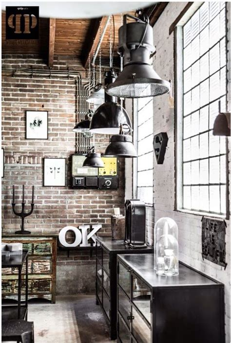 interior decor sophisticated wall art pinterest decosee com le style industriel en soldes frenchy fancy
