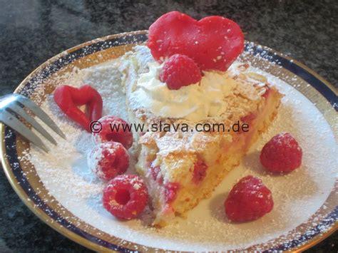 kuchen backen leicht gemacht himmlich fruchtiger himbeer vanille mandel kuchen kochen