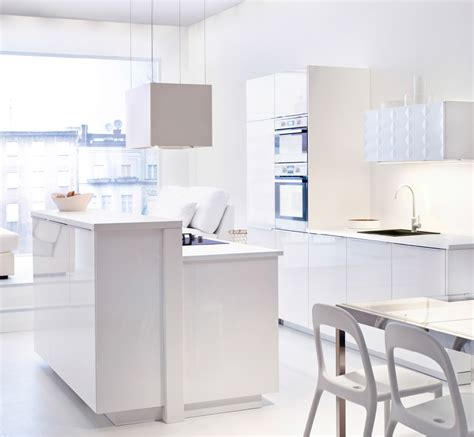 The Whole Kitchen by The Secret To A Minimalist Kitchen Is Organisation