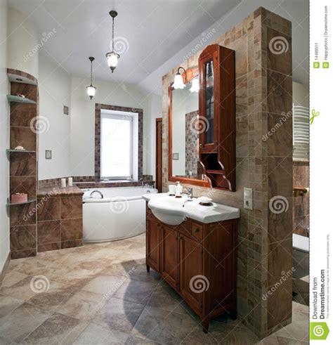 stanze da bagno di lusso stanza da bagno di lusso immagine stock immagine di