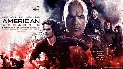 film 2017 american american assassin teaser trailer