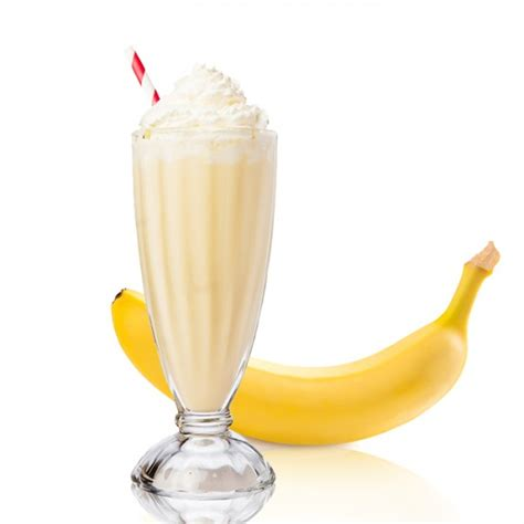 Panda Shake Bananza Shake banana milkshake