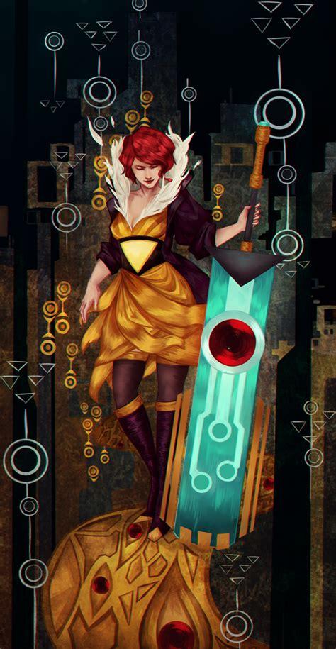 transistor artist gallery gaming up january 19 2015