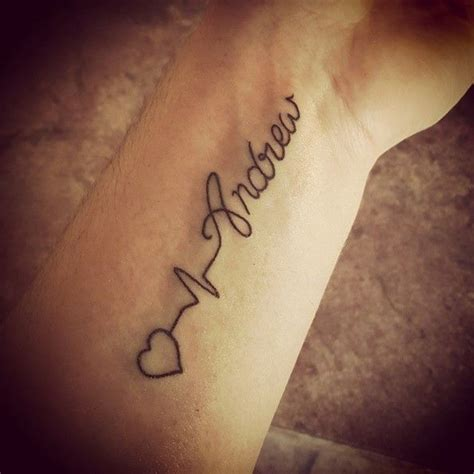 couple lifeline tattoo best 25 lifeline tattoos ideas on pinterest heartbeat