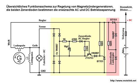 50ccm Motorrad Ohne Schaltung by Spannungsregler Wird Hei 223 Spannungsregler Polrad Kabel