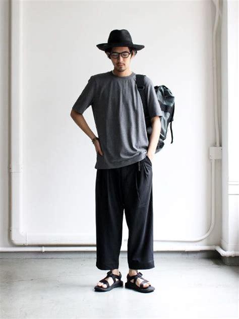 Frans Celana Joger Pria Polos Fashion Korea basisbroek cellen summer wool minimal oufit wool handbags and michael o keefe