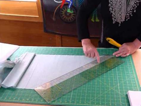 Cutting Bias Binding For Quilts by How To Measure Cut Make Bias Binding For A Quilt